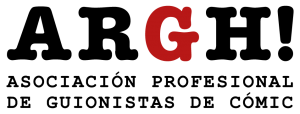 ARGH! logo del footer