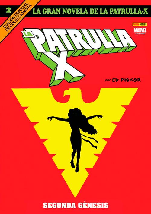 La patrulla X. Segunda Génesis
